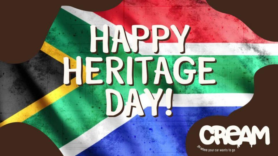 Cream Heritage Day
